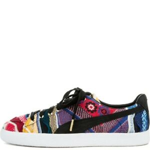 buy popular 3e2a6 594e2 Details about [364907-01] Mens Puma CLYDE COOGI - Multicolor Sweater Sneaker