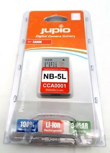 JUPIO NB-5L X CANON Lithium Ion Battery Pack