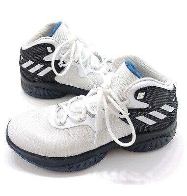Adidas Kids Grade School Explosive Bounce Mid Top Basketball Shoes Size 5.5 | eBay