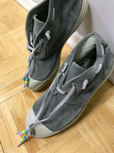 Tennis Bensimon Kool Grey 37 Shoes Cool Taglia 6 Suede U s Euro ApTxwpdg
