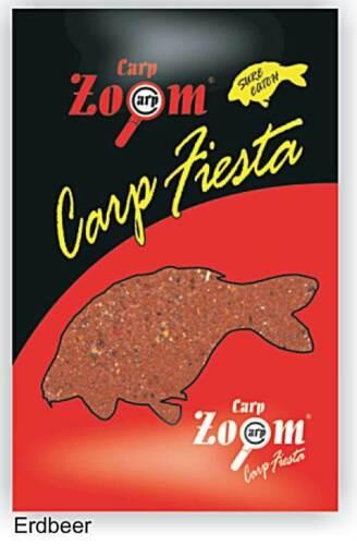 CarpZoom Carp Fiesta Grundfutter Karpfenfutter verschiedene Sorten