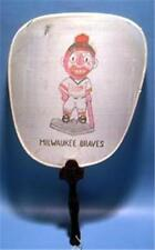 Vintage Milwaukee Braves Baseball Fan