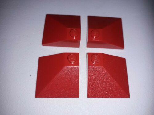 Lego 3675 Dach Ziegeln Schräge Ecke 3x3 2 Stück verschiedene Farben