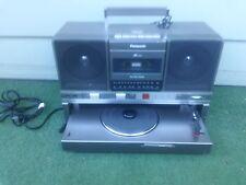 Vintage Panasonic boombox...turntable...SG-J500...rare
