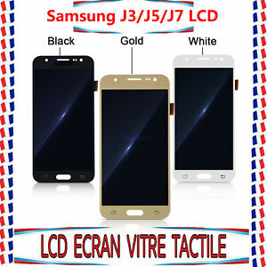 Pour-Samsung-Galaxy-J3-J320-J5-J500-J530-J7-2017-SM-J730-LCD-Ecran-Vitre-Tactile