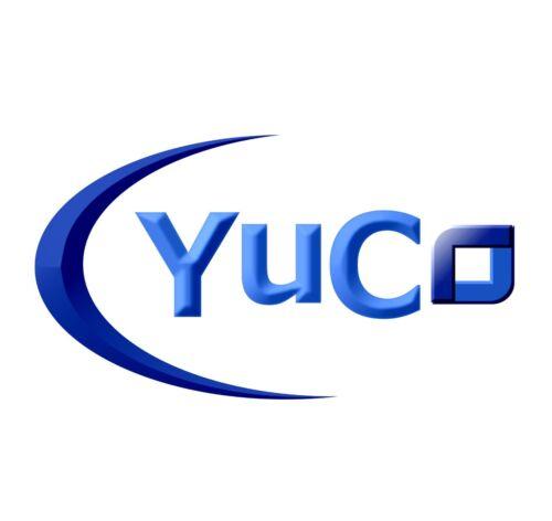 YuCo YC-50-2B Miniature Din Rail Circuit Breaker B Curve 50 Amp 2P 480VAC 220VDC