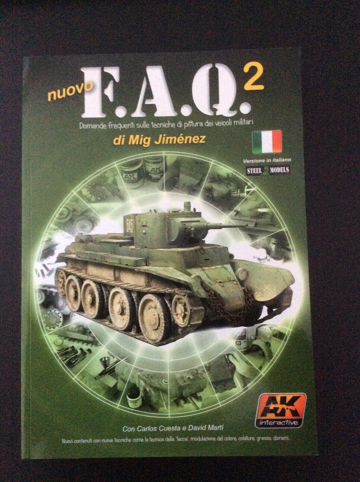 F.A.Q. 2  - Mig Jiménez - NUOVO  comprare a buon mercato