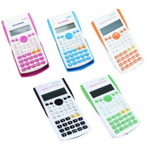 Details about Function Scientific Calculator with 240 Calculation Functions  School Office UK