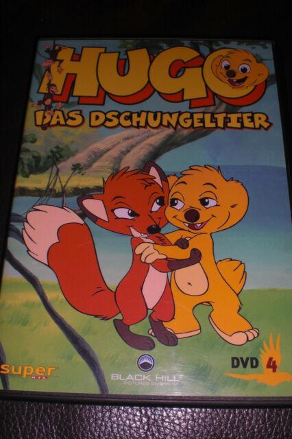 Hugo das Dschungeltier DVD 4