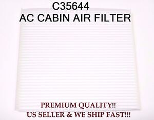 C35644-PREMIUM-CABIN-AIR-FILTER-for-Toyota-Tacoma-Dodge-Dart-Pontiac-Vibe