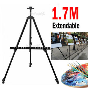 Adjustable Tripod Easel Display Stand Drawing Board Art Artist Sketch Painting 711915486383