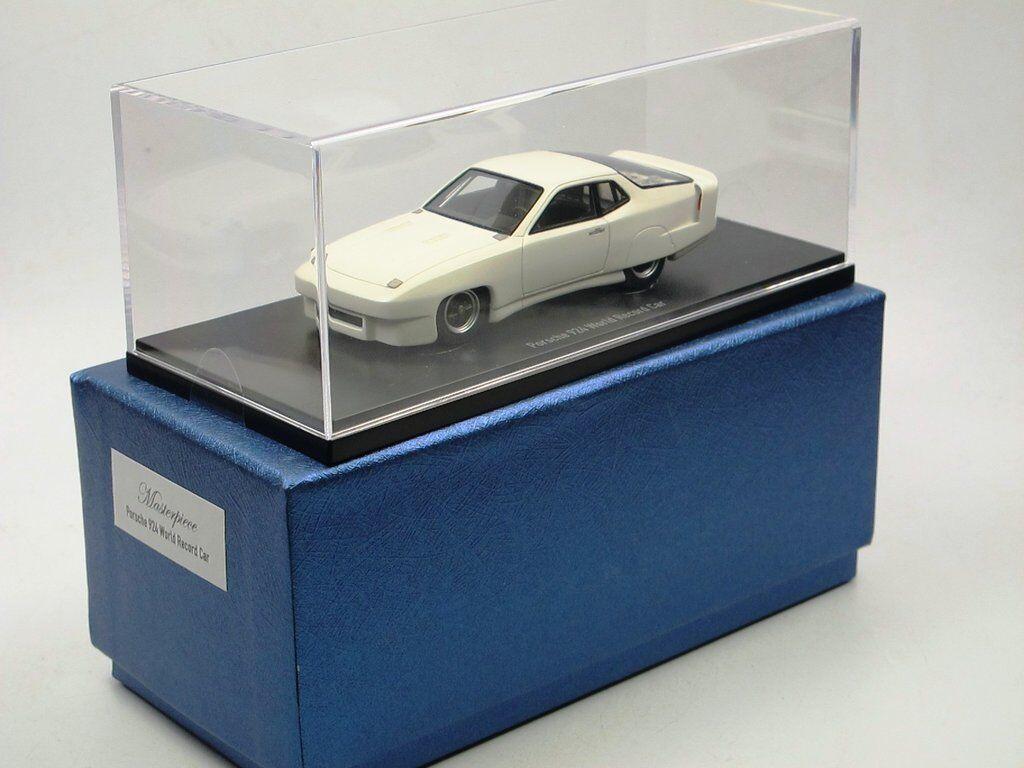 Masterpiece   Autocult 90072 Porsche 924 World Record Car 1977 1 43 Limitiert