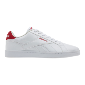 New Womens Reebok ROYAL COMPLETE 2LCS WHITE   RED CN7428 UNISEX SIZE ... 0684e0854