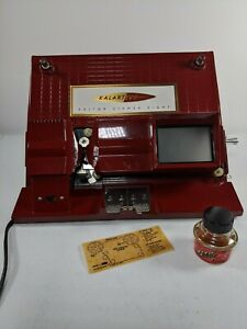 Vintage-Kalart-Editor-Viewer-EV-8-Mark-II-Movie-Splicer-w-Original-Box-rare