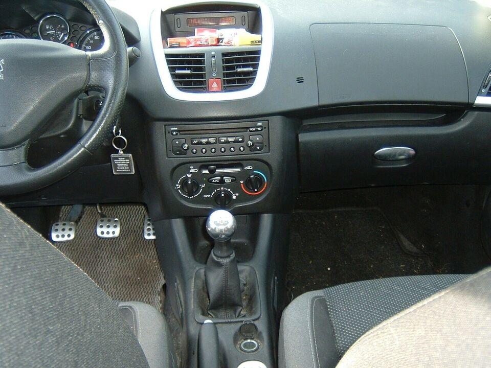 Peugeot 206+, 1,4 Comfort+, Benzin