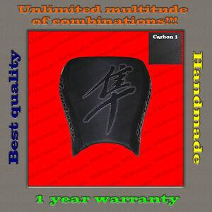 CUSTOM-Design-Front-Seat-Cover-Suzuki-Hayabusa-99-07-black-CARBON-black-001
