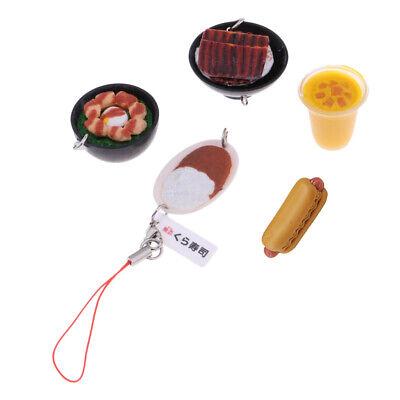 1:6 Dollhouse Miniatures Food Lobster Steak Spaghetti Cream Sauce 14670