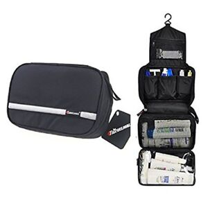 Mens Travel Toiletry Bag Organizer