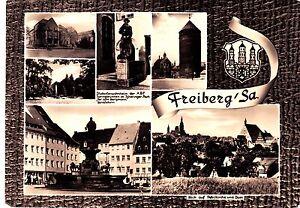 Freiberg-Sa-Ansichtskarte