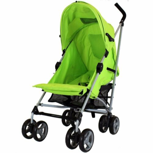 Zeta Vooom Atlas Lime Stroller Buggy Pushchair Lime SALE!!