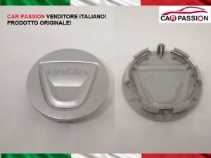 Enjoliveur-Original-Dacia-Sandero-Duster-Logo-Jantes-en-Alliage-Armes-Patron