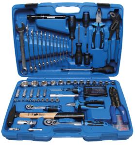 BGS 9029 Steckschlüssel-Werkzeugkoffer 117-tlg Werkzeugkoffer Nüsse Set Bits
