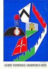 A1302) LEGIONE TERRITORIALE CARABINIERI DI UDINE, GORIZIA, TRIESTE.