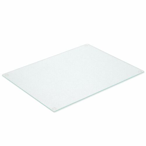 """Good Cook 10796 Tempered Glass Cutting Board 12/"""" x 15/"""" Clear"""