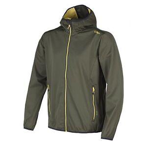 Grün Funktionsjacke Climaprotect® Softshelljacke Jacket Cmp Isolierend tAU1qPW