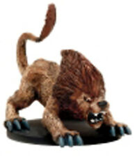D&D MINIATURES DIRE LION 11/60 R DRAGONEYE