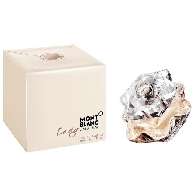 Montblanc Lady Emblem Perfume for Women 1 oz./30 mL EDP NIB Fresh/Sealed