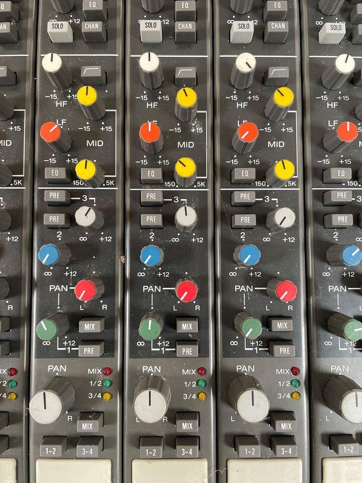 Audio mixer, Sony MXP 2900