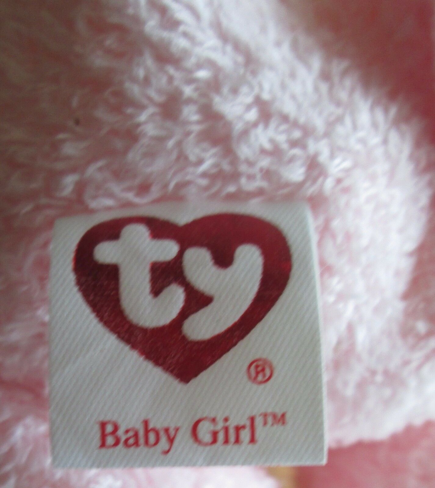TY Beanie Babies Babies Babies Baby Girl, Great condition 4f8560