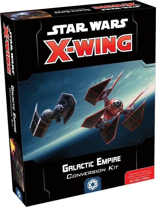 Fantasy flight games  star - wars - x-wing zweite edn galaktischen lmperium conversion kit