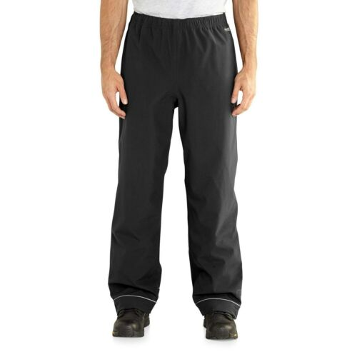 Carhartt Men 101564 Force Equator Pants Waterproof Black 2XL