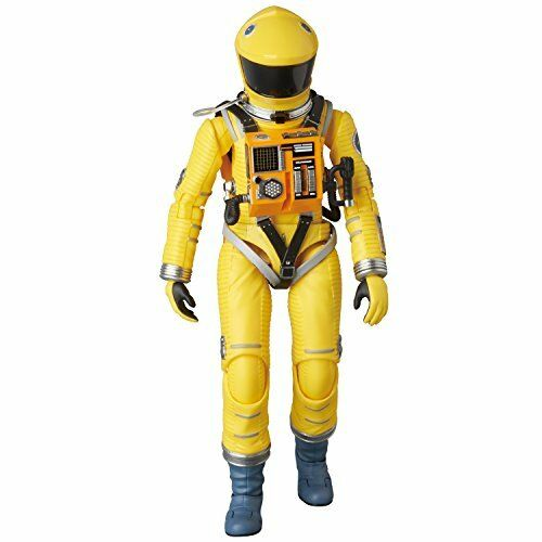 MAFEX 034 SPACE SUIT giallo Ver.  2001  a space odyssey  160mm  Action Figure