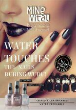 Vivien Kondor Halal Water Permeable Wudu Friendly Nail Polish French Rose For Sale Ebay
