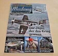 FLUGZEUG CLASSIC Extra 2018 North American P-51 Mustang ungelesen
