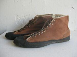 de ultramar algas marinas Baño  De colección años 30 Lona Gimnasio de Baloncesto Atléticas Hi-Top Zapatos Tenis  Converse militar? | eBay
