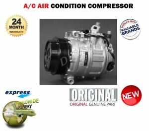 Details about FOR MERCEDES ML350 W164 2005-2011 NEW AC AIR CONDITIONING  COMPRESSOR