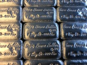 1-oz-Hand-Poured-999-Silver-Bullion-Bar-by-YPS-Bare-Bones-Bullion-Version-2
