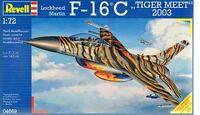 Revell 04669 Lockheed Martin F-16C 'Tiger Meet' 2003 Gift Set 1/72 FREE Post