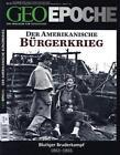 GEO Epoche US-Bürgerkrieg von Christoph Albrecht-Heider (2013, Blätter)