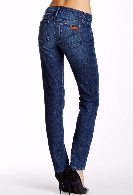 NWT JOE'S JEANS Sz31 BESTFRIEND SKINNY MIDRISE jeans TRUDY blueE