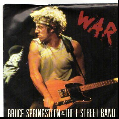 Bruce Springsteen Christmas.Bruce Springsteen War Merry Christmas Baby Used 45rpm W Pic Sleeve Ebay