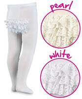 Jefferies Microfiber Rhumba Baby Tights White Or Pearl Ivory 0-6 6-18 18-24m