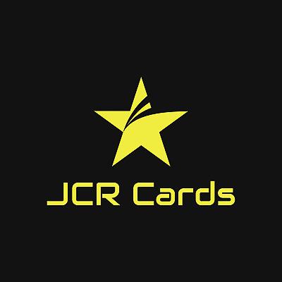 JCR Sports Cards