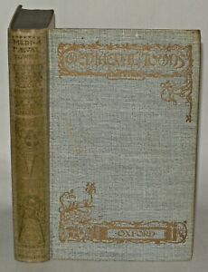 THE-STORY-OF-OXFORD-CECIL-HEADLAM-1926-HB-Travel-Collectible