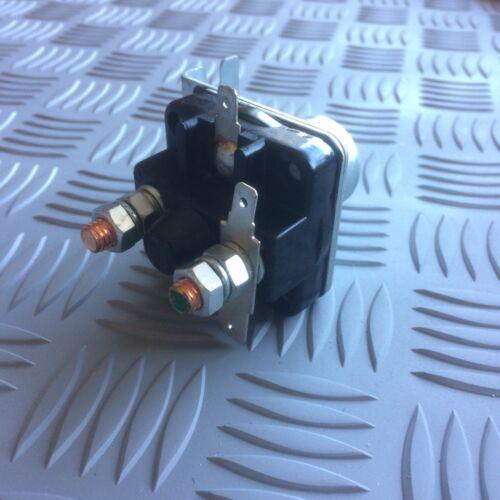 Ferguson TEF20 Fordson Dexta principal solenoide de arranque B250 Internacional