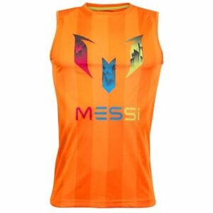 46c432e0d Image is loading Adidas-Lionel-Messi-Performance-Orange-Training-Sports-Kids -